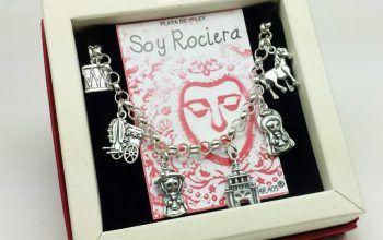 Joyas de plata de la Virgen del Rocío